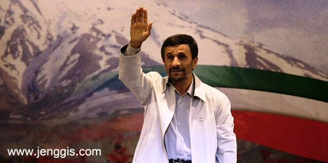 Mempertanyakan Kemenangan Ahmadinejad
