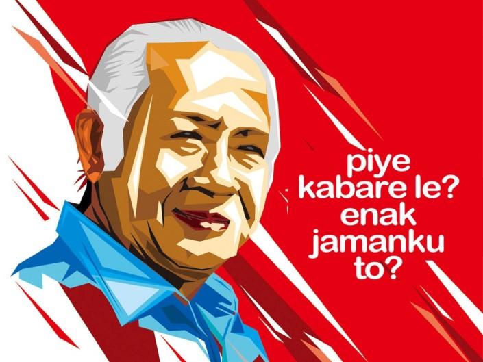 Soeharto, Jadi Pahlawan Nasional?